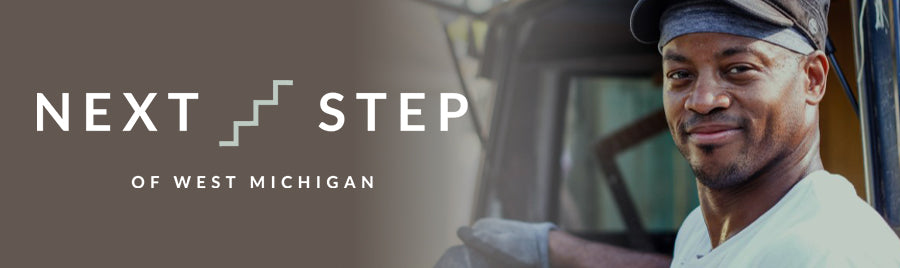 Next Step of West Michigan Web Page Image