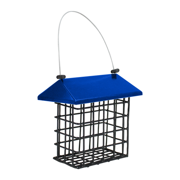 2302 - double suet bird feeder