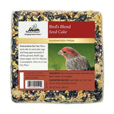 Bird's Blend Seed Cake - 7 oz - Pack of 12 - Heathoutdoors