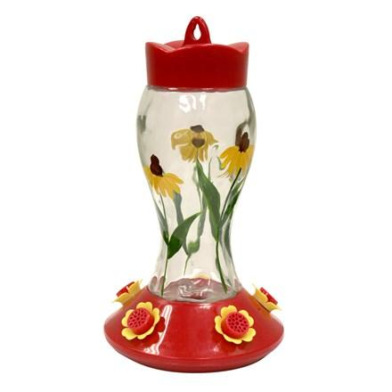 Bloomin' Susans Hummingbird Feeder - Heathoutdoors