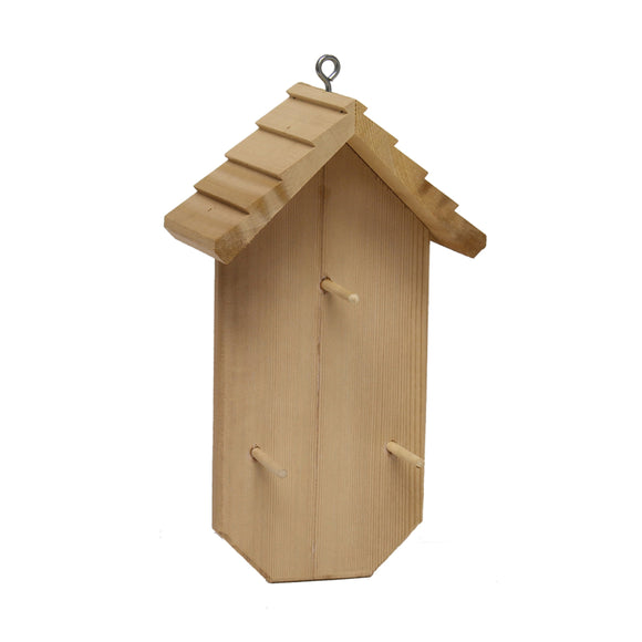 Oriole Fruit Feeder - Wood