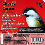 Cherry High Energy Suet Cake - 11.25 oz - 12 pack - Heathoutdoors