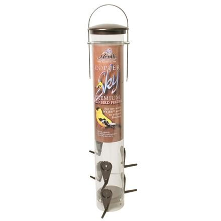 Copper Sky Bird Feeder - Nyjer Seed - Heathoutdoors