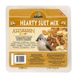 Hearty Suet Mix Suet Cake - 11.5 oz - Pack of 12
