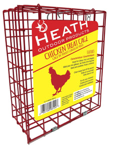 Large Chicken Treat Cage - Heathoutdoors