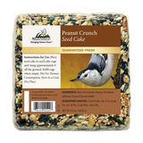 Peanut Crunch Seed Cake - 7 oz - Pack of 12 - Heathoutdoors