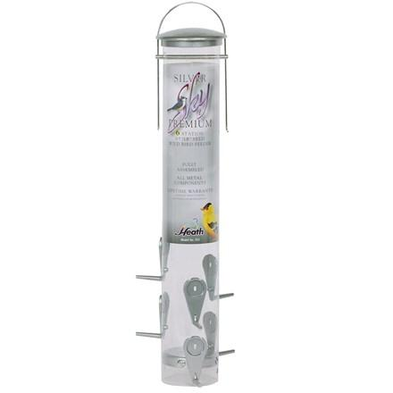 Silver Sky Bird Feeder - Nyjer Seed - Heathoutdoors