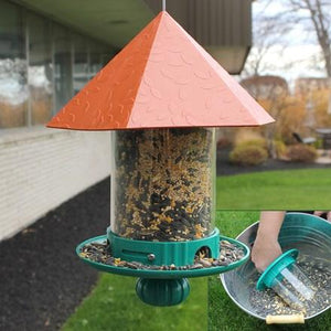 Smart Scoop Bird Feeder - Heathoutdoors
