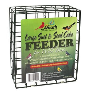 Suet Feeder - Large - Heathoutdoors