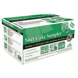 Suet Sampler Pack With Cage - 11 Suet Cakes - Heathoutdoors