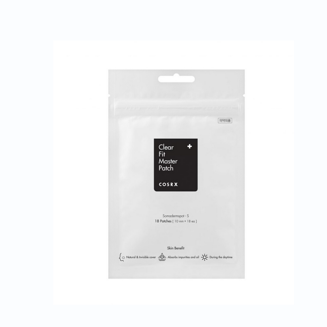 Clear Fit Master Patch Acne Treatment