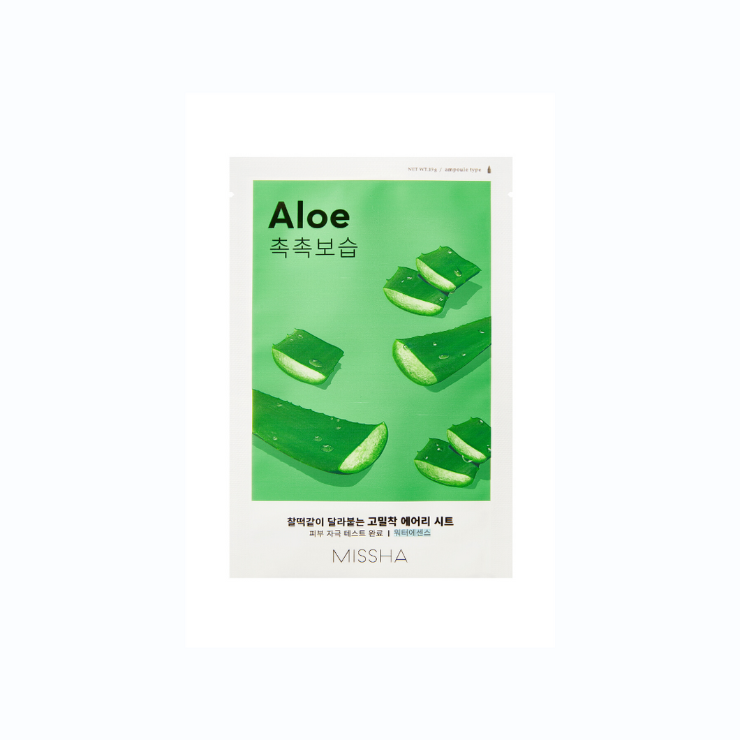 Airy Fit Sheet Mask Aloe Vera