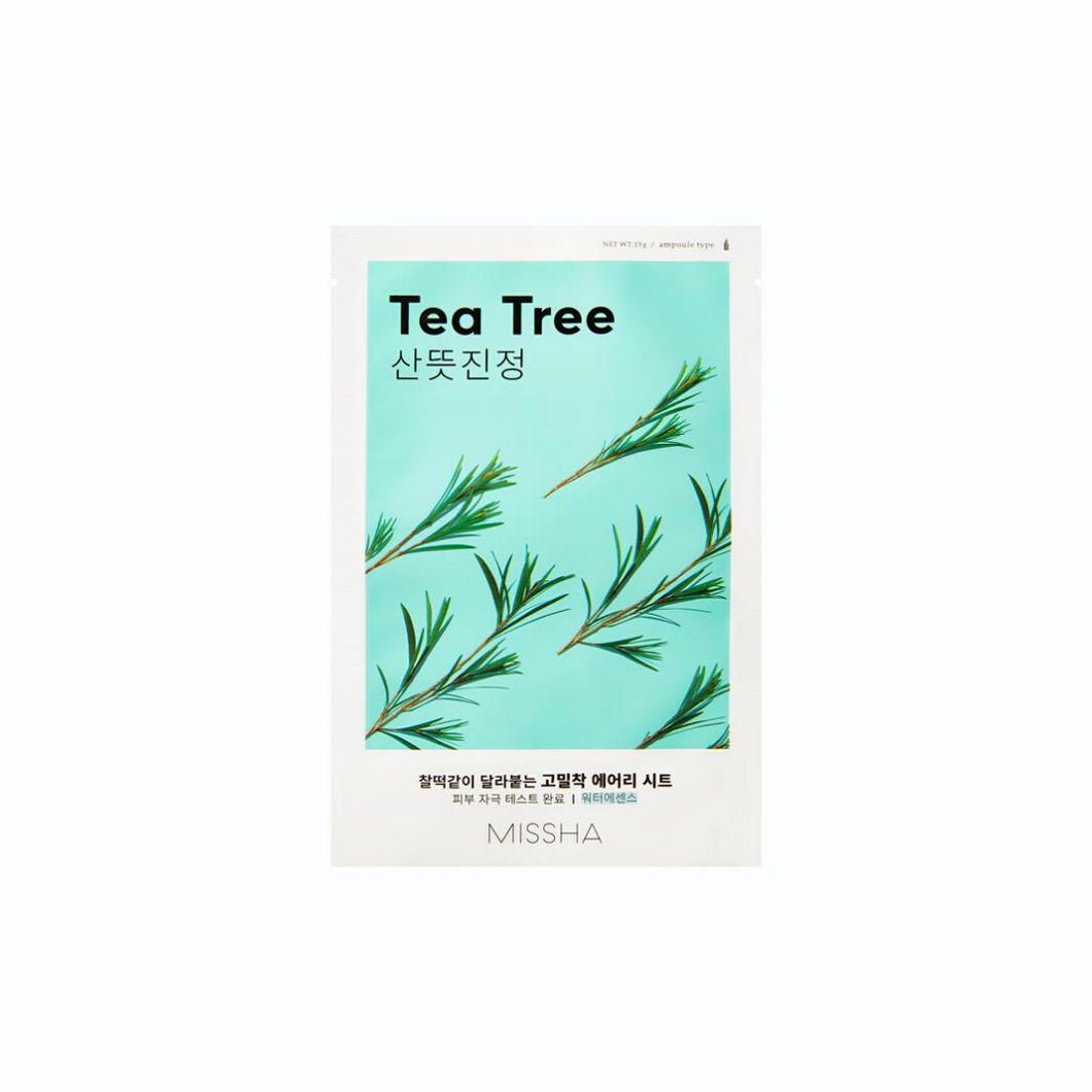 Airy Fit Sheet Mask Tea Tree