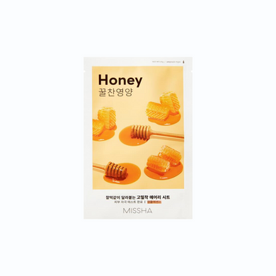 Airy Fit Sheet Mask Honey
