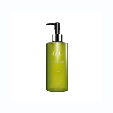 Peptide No-Sebum Mild Gel Cleanser