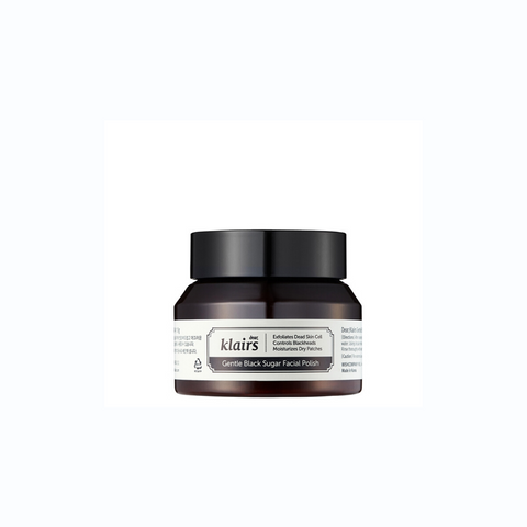 Gentle Black Sugar Facial Polish
