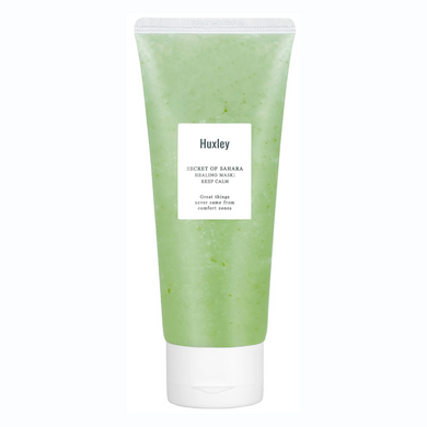 Huxley Healing Mask, Keep Calm