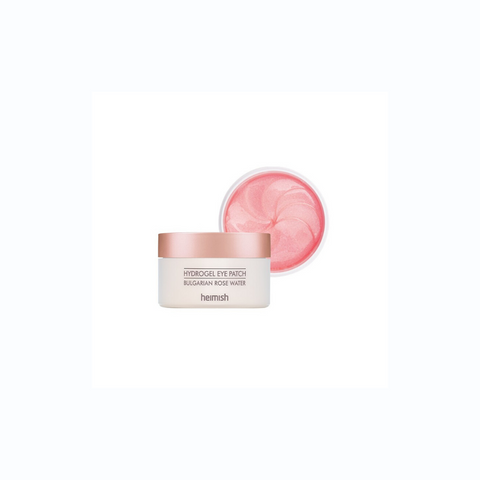 Heimish Bulgarian Rose Hydrogel Eye Patches