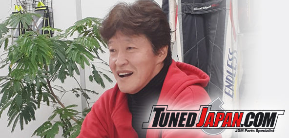 TUNED JAPAN ORIGINIAL | TUNING LEGENDS | INTERVIEW WITH KOBASHI-SAN
