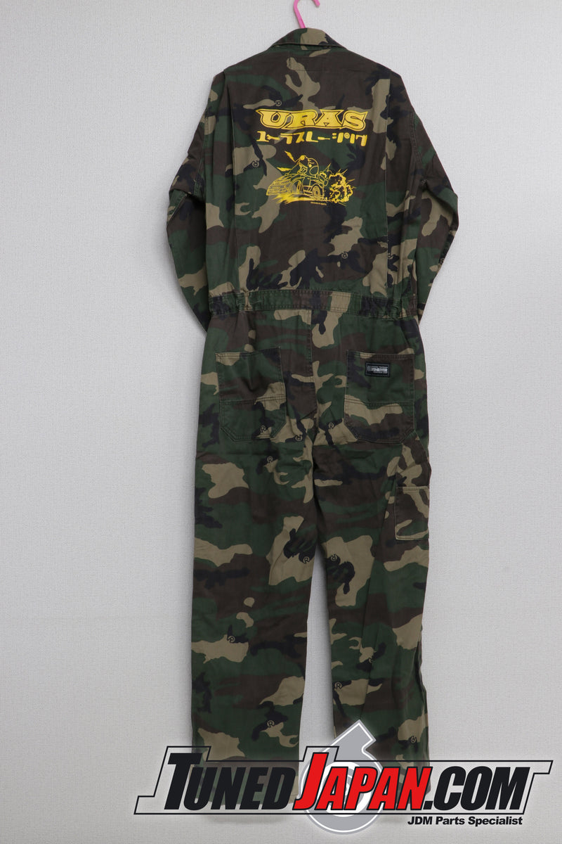 URAS COVERALLS - CAMOUFLAGE