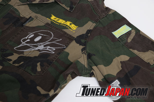 URAS | COVERALLS | CAMOUFLAGE | MEDIUM