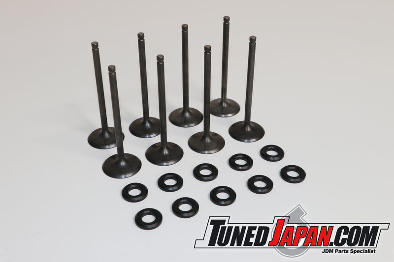 NAPREC FORGED BIG VALVES SET - RB26DETT