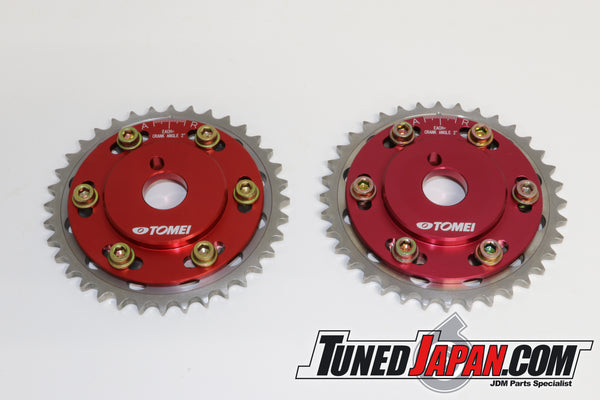 TOMEI ADJUSTABLE CAM PULLEY - SR20DE(T)