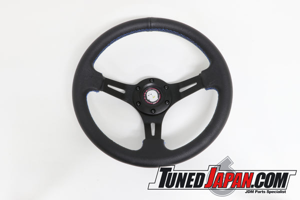 G-Corporation 330mm Obake Steering Wheel - 330mm - 60mm Deep Type