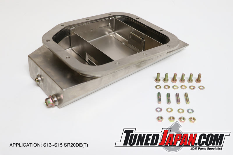 TOMEI N2 SPEC LARGE CAPACITY OIL PAN - N2 SPEC SR20