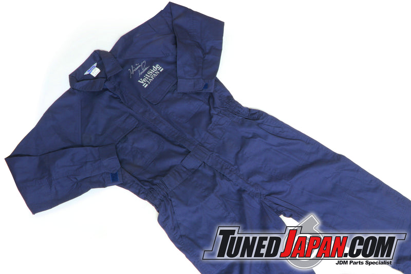 VEILSIDE COVERALLS - DENIM