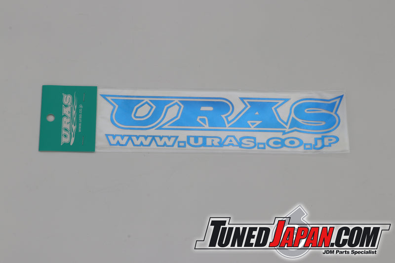 URAS ADDRESS STICKER - BLUE