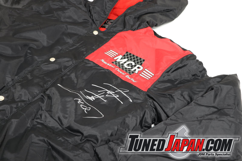 MCR - MATCHLESS CROWD RACING -  FULL ZIP JACKET - LL