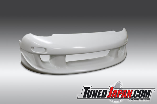 RE-AMEMIYA AD FACER N-1 FRONT BUMPER - FD3S