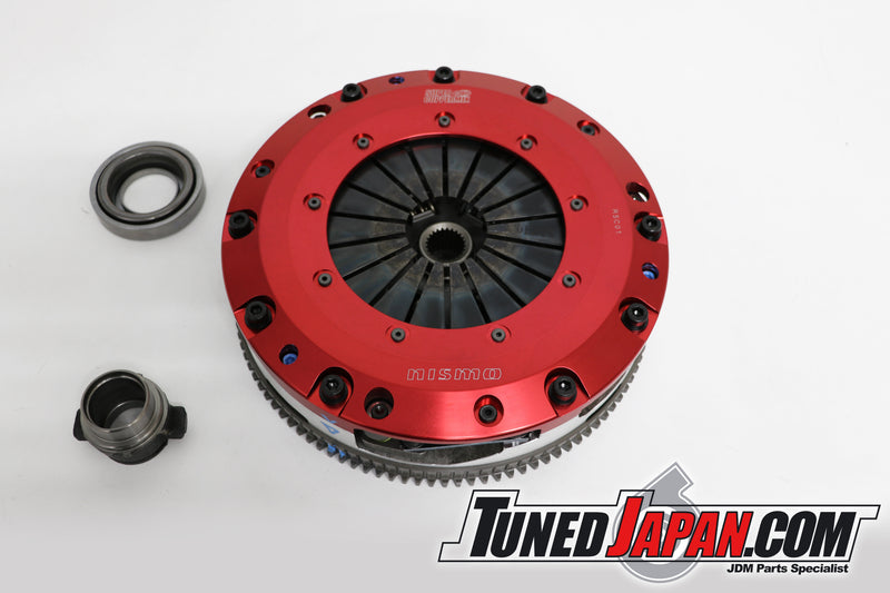 NISMO | SUPER COPPERMIX TWIN PLATE | CLUTCH KIT |  ER34・BNR32・BCNR33・WGNC34