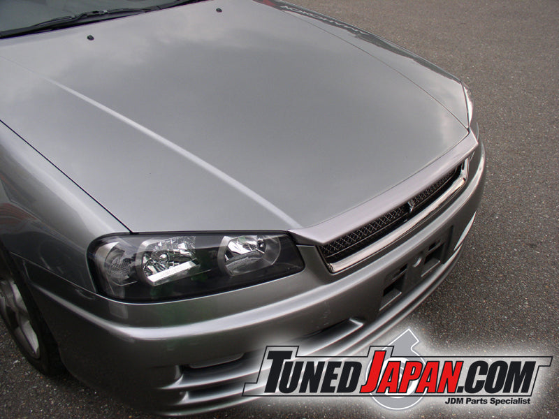 URAS BONNET LIP - R34 SKYLINE