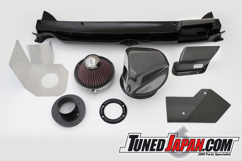 TUNED JAPAN | AUTHORIZED DEALER | GRUPPEM | HONDA |  CIVIC TYPE R | FD2 | 2006 ~ 2012 | 2.0 LITER | RAM AIR SYSTEM | FR-0510