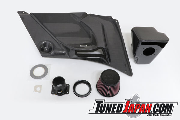 TUNED JAPAN | AUTHORIZED DEALER | GRUPPEM | HONDA | CIVIC TYPE R | FN2 | RHD MODEL | 2007  ~ 2012 | 2.0 LITER | RAM AIR SYSTEM | FR-0511