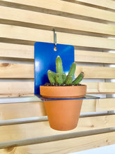 Load image into Gallery viewer, Sheet Metal Wall Planter