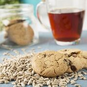 Wholesale gluten free allergen free cookies for foodservice cinnamon and raisin