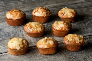 Wholesale gluten free almond friands for foodservice
