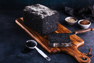 Wholesale gluten free allergen free vegan charcoal bread for foodservice
