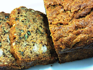 Carrot Banana Walnut Loaf x 3 loaves