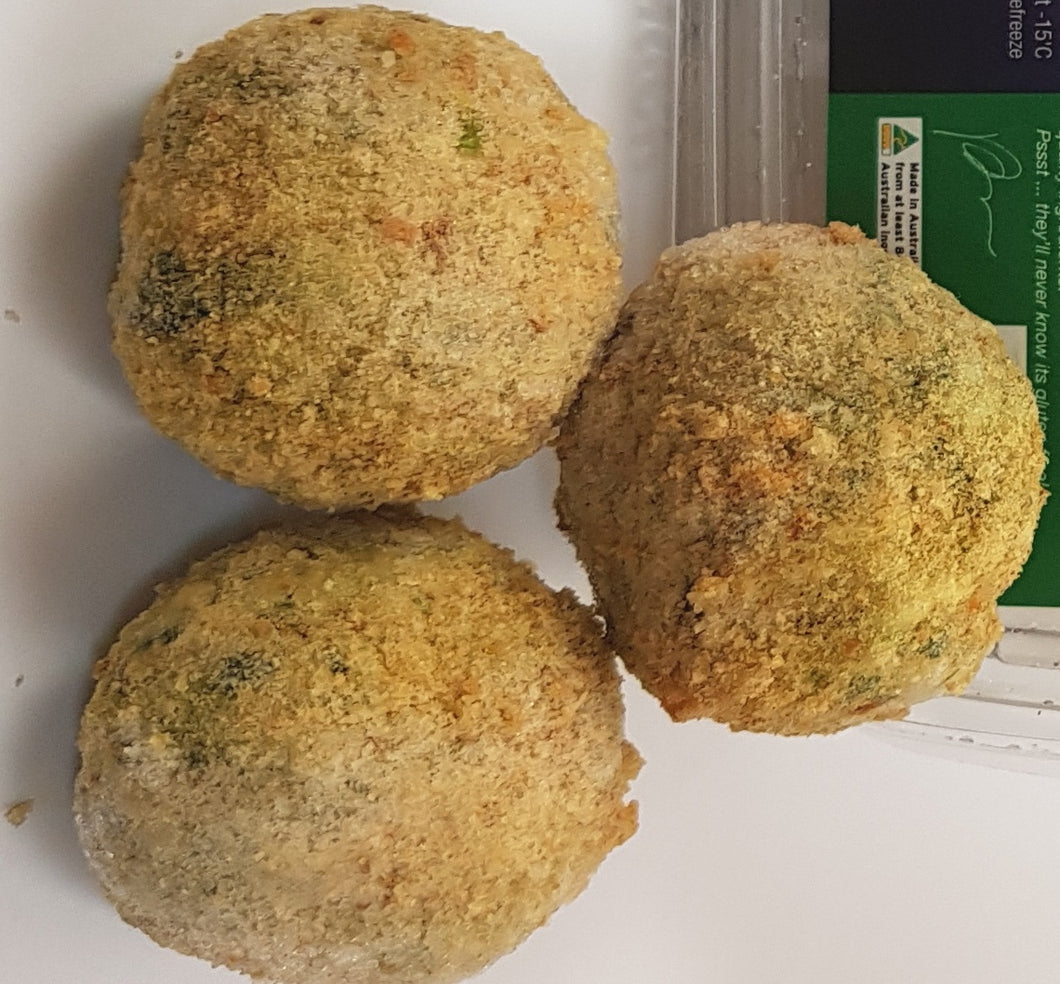 Arancini with Spinach & Feta x 50 mini