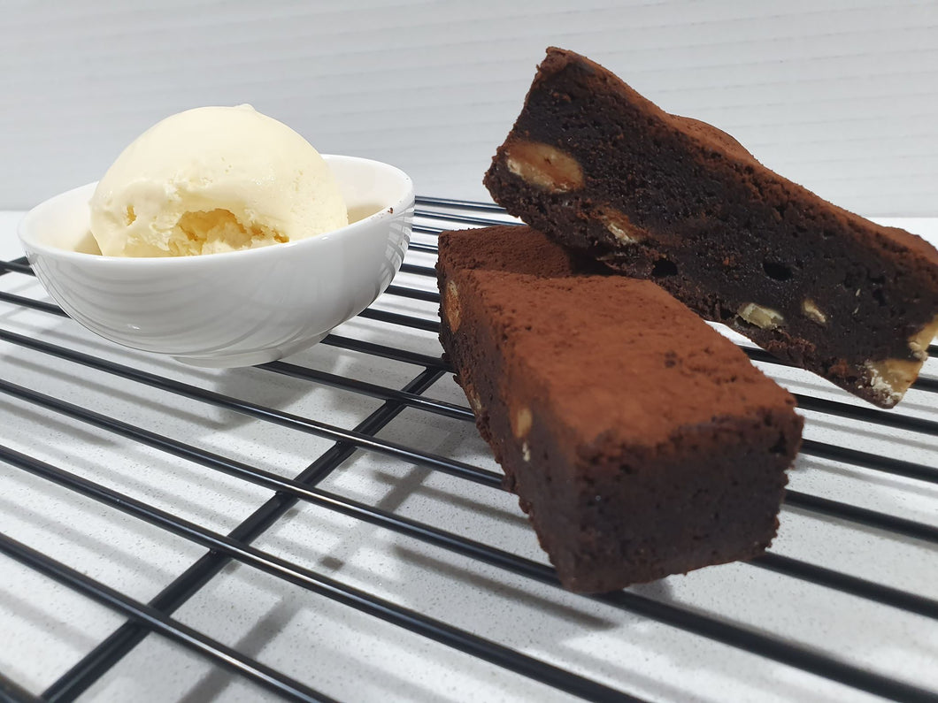 Wholesale gluten free chocolate brownie desserts for foodservice