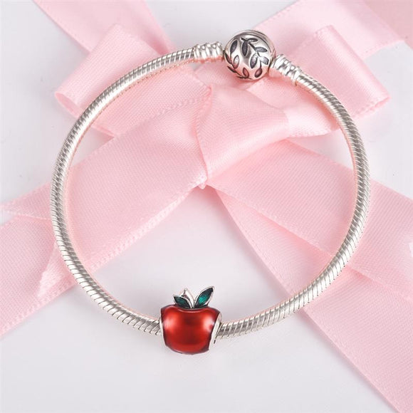Charm Red Apple Fit Pandora