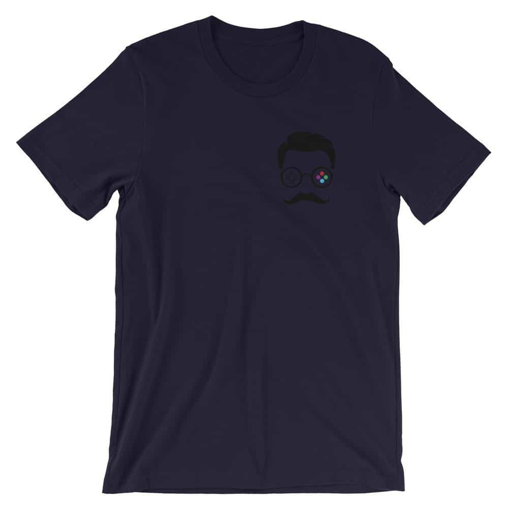 Gameristic| Gameristic Logo - Premium Shirt - Gaming Shirts - Gaming Merch - Gamer Shirt - esport - Gamer - Gaming - Videospiele - Zocken - Gameristic