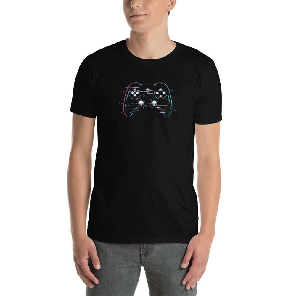 Gameristic| Gaming Controller v 2.0 - Gaming Shirts - Gaming Merch - Gamer Shirt - esport - Gamer - Gaming - Videospiele - Zocken - Gameristic