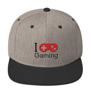 Gameristic| I Love Gaming Cappy - Gaming Shirts - Gaming Merch - Gamer Shirt - esport - Gamer - Gaming - Videospiele - Zocken - Gameristic