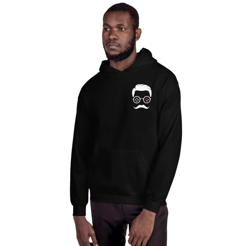 Gameristic| Gameristic Hoodie - Gaming Shirts - Gaming Merch - Gamer Shirt - esport - Gamer - Gaming - Videospiele - Zocken - Gameristic