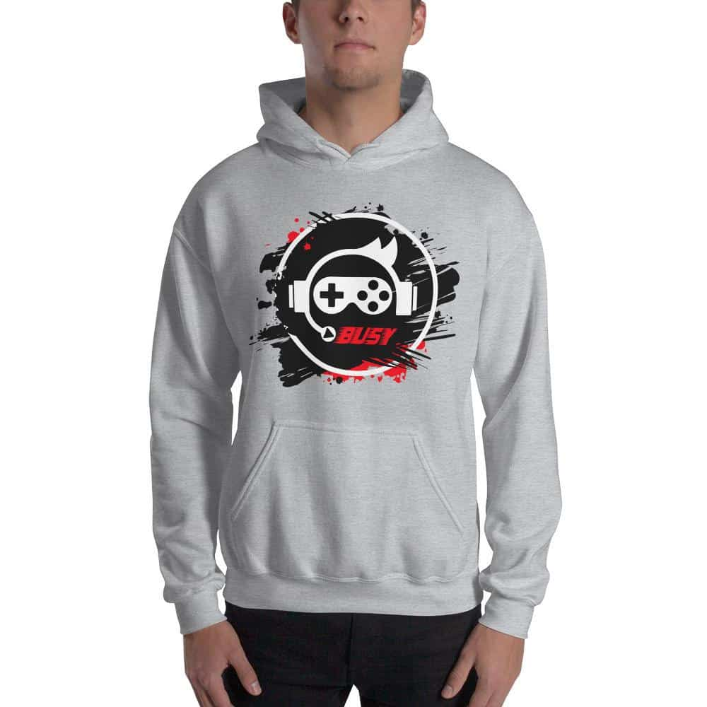 Gameristic| Busy Gamer Hoodie - Gaming Shirts - Gaming Merch - Gamer Shirt - esport - Gamer - Gaming - Videospiele - Zocken - Gameristic